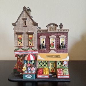 Department 56 Heritage Village Collection
